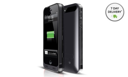 Urge Basics iPhone 5/5S Apple Certified Battery Case. Multiple Colors Available. Free Returns.