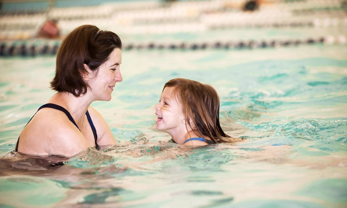 Avantis Swimming Academy at JCC - Jewish Community Center: Two or Four Youth Group Swim Lessons at Avantis Swimming Academy at JCC (Up to 58% Off)