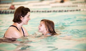 Avantis Swimming Academy at JCC: Two or Four Youth Group Swim Lessons at Avantis Swimming Academy at JCC (Up to 58% Off)
