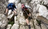 AdventureTerra: Introductory or Advanced Rock-Climbing Adventure for Up to Two or Four at Adventure Terra (Up to 56% Off)