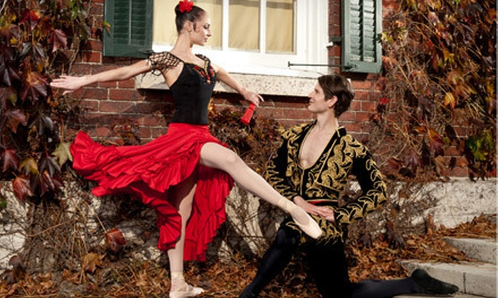 """Ajkun Ballet Theatre presents """"Don Quixote"""" - Mott Haven: $21 to See Ajkun Ballet Theatre's """"Don Quixote"""" at Hostos Center for the Arts on Friday, August 17 (Up to $41 Value)"""