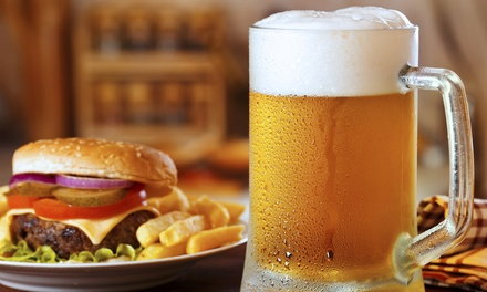 Pub Food at Coach's Corner Bar and Grill (Up to 32% Off). Three Options Available.