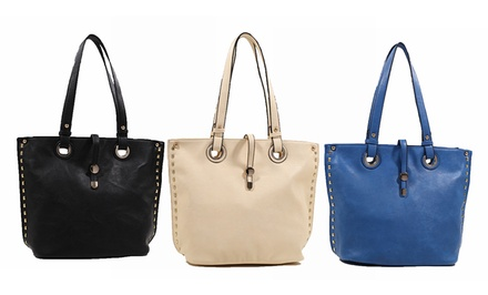 Lina Tote Bag. Multiple Colors Available. Free Returns.