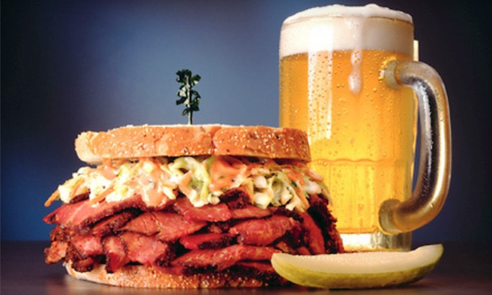Birra Deli - Sherwood - Tualatin South: $10 Worth of Deli Food, Draft Beer, or Wine