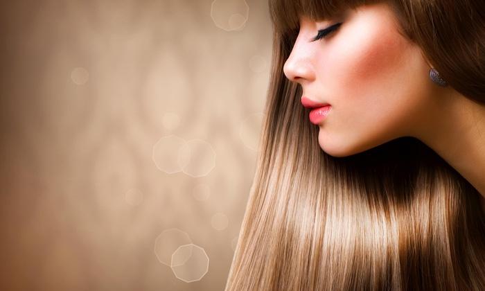 Hair by Misti - Hair by Misti: Haircut with Shampoo and Style from Hair by Christine & Misti (60% Off)