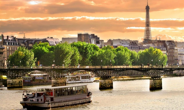 London and Paris Vacation with Airfare - London: 8-Day London and Paris Vacation with Airfare from Great Value Vacations