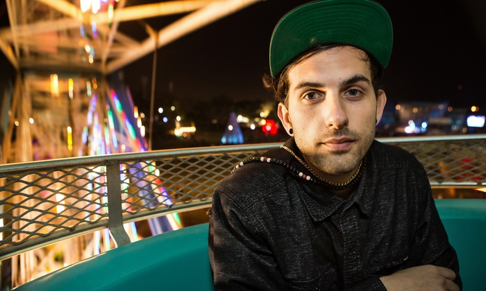 Borgore - Park City Live: Borgore at Park City Live on February 12 at 9 p.m. (Up to 52% Off)