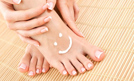 Spa Mani-Pedi with Optional Massage Facial and Massage at Rose Nails (Up to 49% Off)