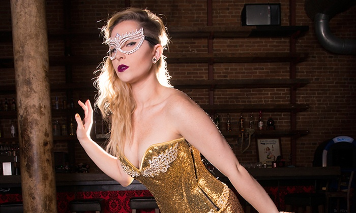 Seven Zero Eight - Seven Zero Eight: New Year's Eve Speakeasy Masquerade and Burlesque Extravaganza for One or Two at Seven Zero Eight (50% Off)