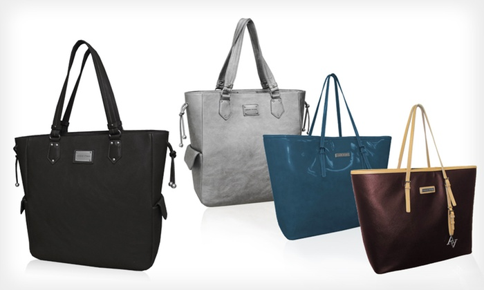 Adrienne Vittadini Business Totes: $29.99 for an Adrienne Vittadini Business Tote with Laptop Sleeve ($180 List Price). 7 Styles Available. Free Shipping.