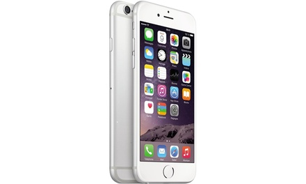 iPhone 6s plateado de 16gb