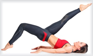 BJJ Conquest: Up to 83% Off Drop-in Yoga Classes at BJJ Conquest