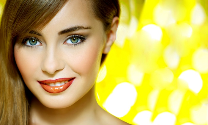 Enhance Your Natural Beauty - Westbury South: Permanent Makeup for the Lower Lip, Upper and Lower Lip, Brows, or Eyes at Enhance Your Natural Beauty (Up to 67% Off)