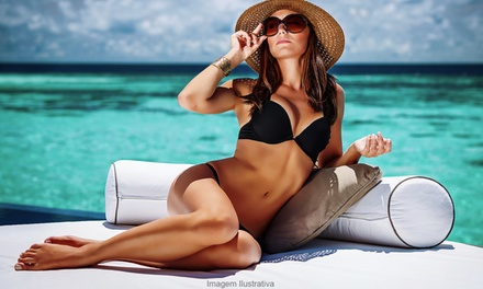 One or Two Organic Spray Tan at Organic Glow (Up to 69% Off)