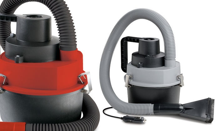 Shift3 Auto 12v Canister Vacuum Groupon Goods