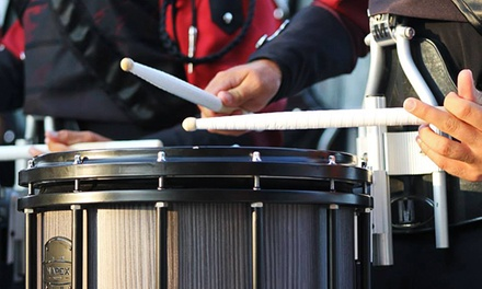 Drum Corps International CYO Nationals Tribute at Veterans Memorial Stadium on July 30 (Up to 50% Off)