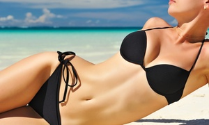 Sunkissed Airbrush Tanning : Two or Three Full-Body Organic Airbrush Tans at Sunkissed Airbrush Tanning (Up to 63% Off)