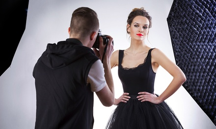 Shooting fotografico in studio
