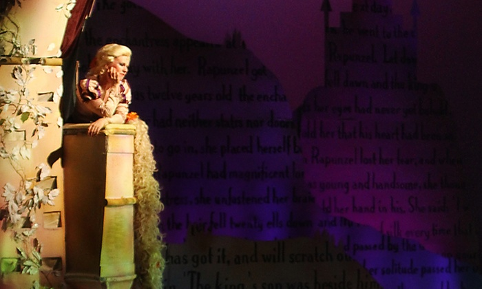 """Rapunzel! Rapunzel! A Very Hairy Fairy Tale - Tarrytown Music Hall: """"Rapunzel! Rapunzel! A Very Hairy Fairy Tale"""" at Tarrytown Music Hall on May 2 at 2 p.m. (Up to 49% Off)"""
