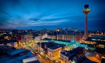 image for St Johns Beacon Walk-in Viewing Experience For Two Adults or a Family of Five at St Johns Beacon (Up to 27% Off)