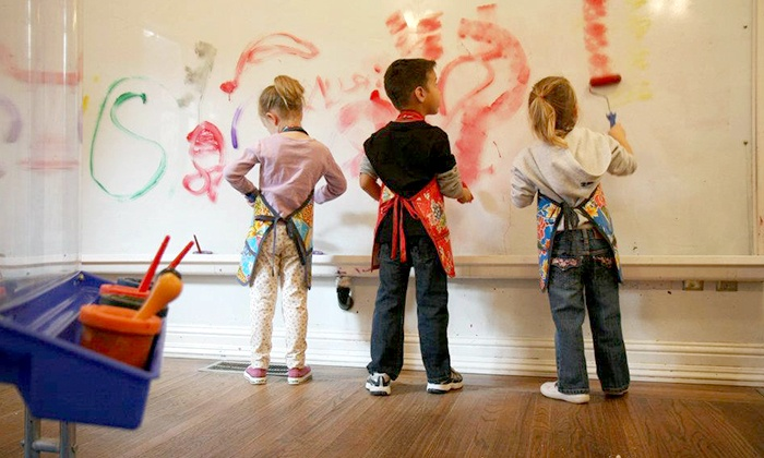 ArtBeast - Art Beast Children's Studio: One- or Three-Month Family or Single-Child Membership to ArtBeast (Up to 52% Off)