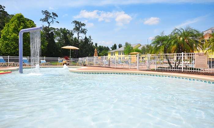 null - Orlando: Stay at The Barefoot Suites in Kissimmee, FL. Dates Available into March.