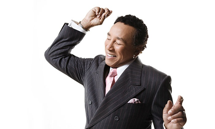 An Evening with Smokey Robinson - Riverside Theater: An Evening with Smokey Robinson at Riverside Theater on Saturday, August 9, at 8 p.m. (Up to 49% Off)