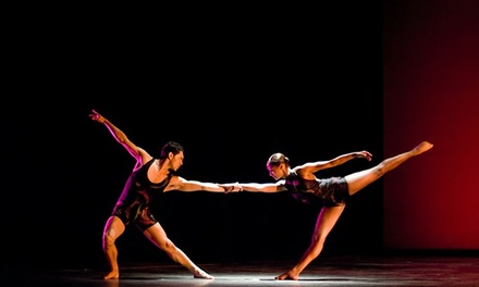 Giordano Dance at Queens Theatre on Saturday, March 15 or Sunday, March 16 (Up to 40% Off)
