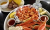 $10 for Seafood and Sandwiches at Fish Bone Grill