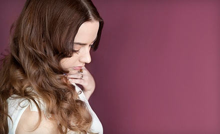 Haircut and Style with Optional Deep-Conditioning Treatment at Industry 80 Salon (Up to 63% Off)