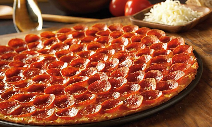 Donatos - Donatos: $6 for $12 Worth of Pizzeria Cuisine for Dine-In or Takeout at Donatos Pizza - Lima