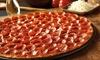 50% Off at Donatos Pizza