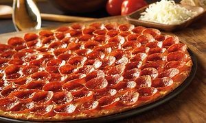 Donatos Pizza: $6 for $12 Worth of Pizza and Italian Food at Donatos Pizza