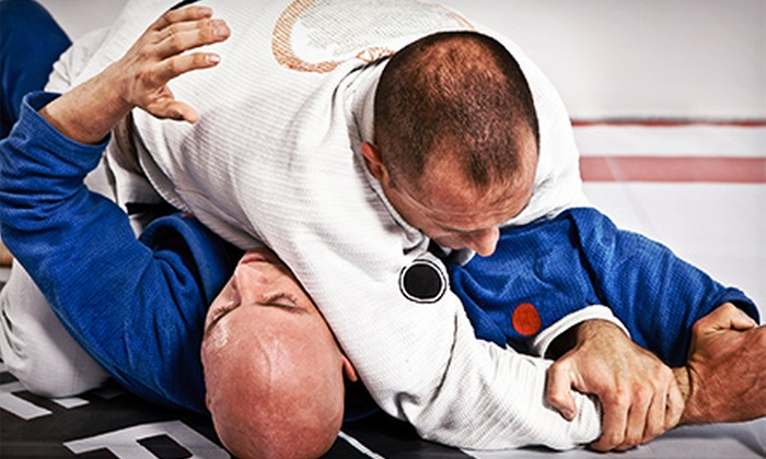 Gracie Barra Tucson - Ward 6: 10 or 20 Youth and Adult Martial Arts Classes at Gracie Barra Tucson (Up to 73% Off)