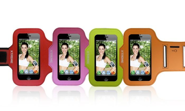 Reflective iPhone 5/5s Armband