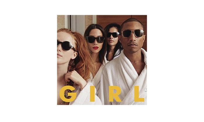 G I R L by Pharrell Williams: G I R L by Pharrell Williams Vinyl LP and Album Download