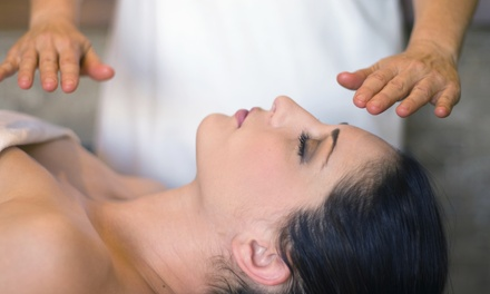 Reiki Packages at Qi Body Balance (Up to 52% Off). Three Options Available.