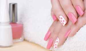 Zen Massage & Nails Lounge (New Owner): $29 for a Full Set of Gel Acrylic Nails, or $39 to Add Shellac at Zen Massage & Nails Lounge, Subiaco (Up to $70 Value)