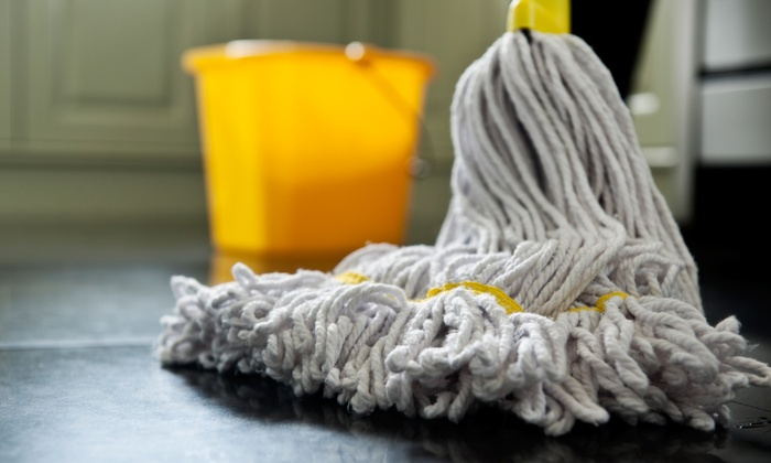 C & M Cleaning Services, Llc - Columbia: Three Man-Hours of Housecleaning from C & M Cleaning Services, LLC (60% Off)
