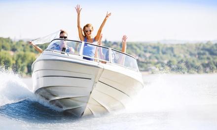 Licencia de navegación de motos náuticas de clase C y embarcaciones de recreo para 1 o 2 desde 89 €  en Escuela Navega
