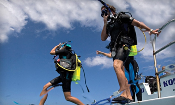 Scuba West - Tampa Bay Area: $149 for an Open-Water Scuba-Diving Certification Course at Scuba West in Hudson ($329.95 Value)
