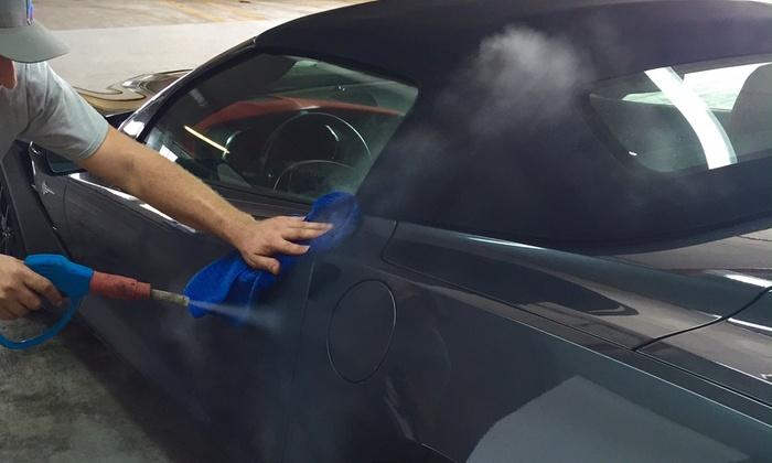 Euroshine Hand Wash And Auto Detail - Aventura: Two Hand Car Washes at Euroshine Hand wash And auto detail (44% Off)