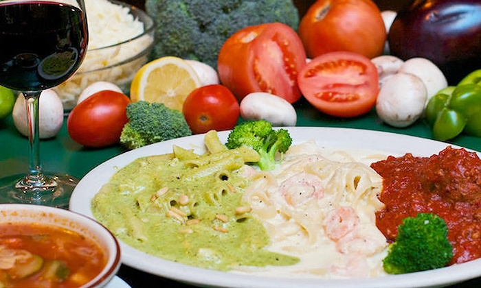 Carolina's Italian Restaurant - Garden Grove: $13 for $20 Worth of Italian Food at Carolina's Italian Restaurant