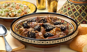 Le Mandingue African Restaurant: Meal for Two, Four, or More at Le Mandingue African Restaurant (Up to 50% Off). Two Options Available.
