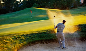 Greensaver: £15 for Annual Golf Membership with Greensaver