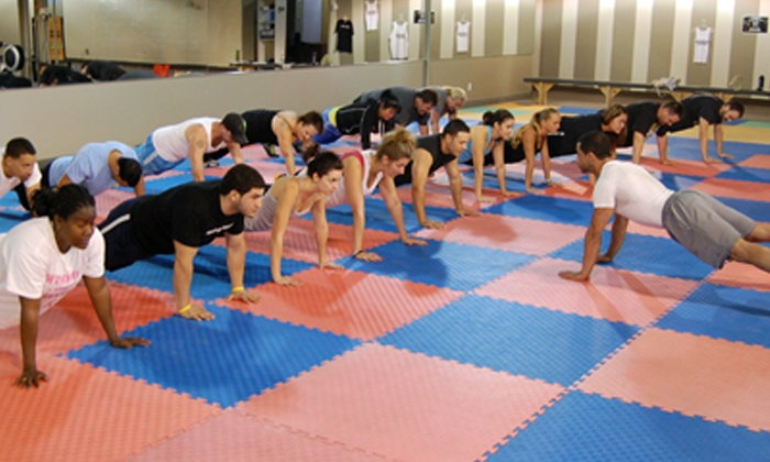 Hurricane Training - Windsor: $25 for $45 Toward One Month Unlimited Hurricane Boot Camp