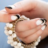 50%Off A Manicure with Nail Design