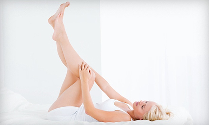 Amerejuve - Multiple Locations: Three Laser Hair-Removal Treatments on a Small, Medium, or Large Area at Amerejuve (Up to 77% Off)