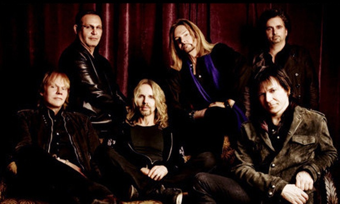 The Midwest Rock 'n' Roll Express: Styx, REO Speedwagon and Ted Nugent - First Niagara Pavilion: The Midwest Rock 'n' Roll Express: Styx, REO Speedwagon, and Ted Nugent at First Niagara Pavilion on May 19