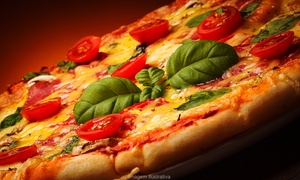 Pizza Romano: Pizza and Italian Food at Pizza Romano (40% Off). Four Options Available.